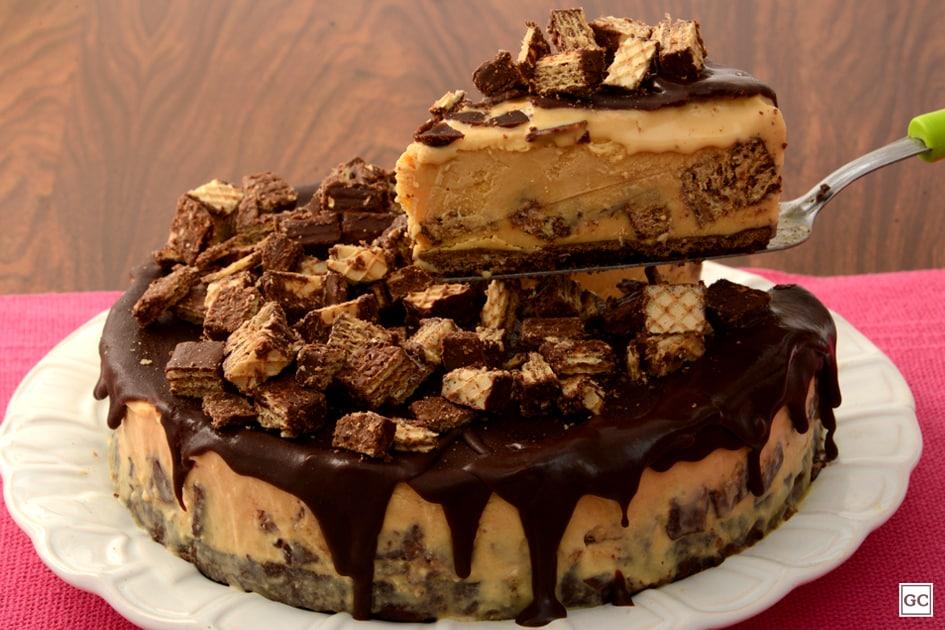 Torta de Bis® gelada