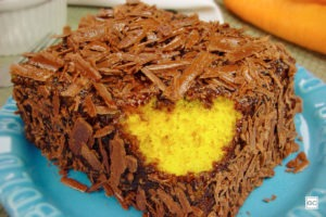 Os melhores bolos de cenoura do mundo