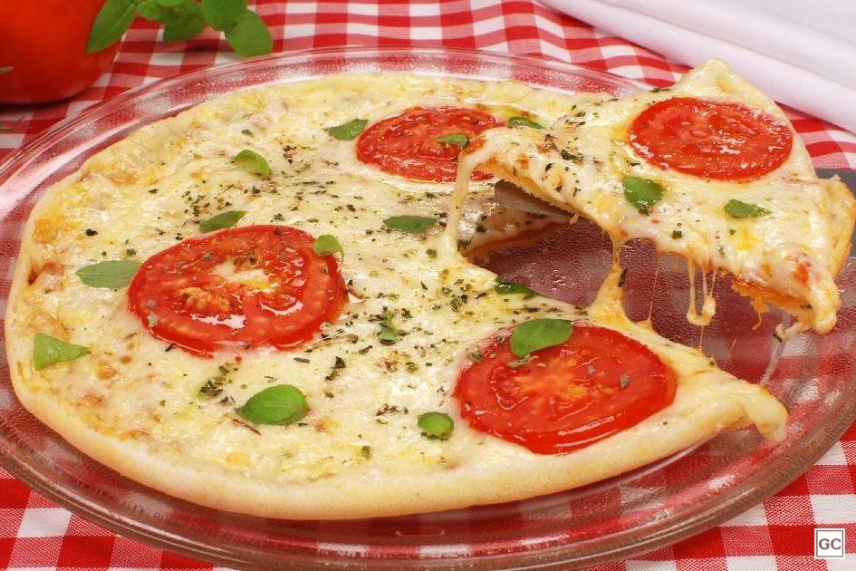 recheios de pizza - marguerita