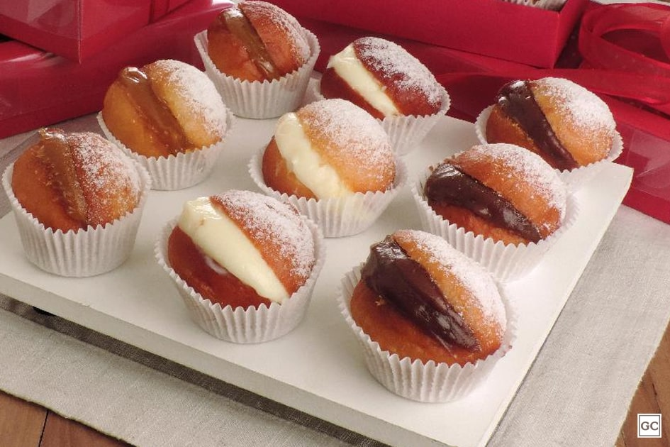 doces de padaria