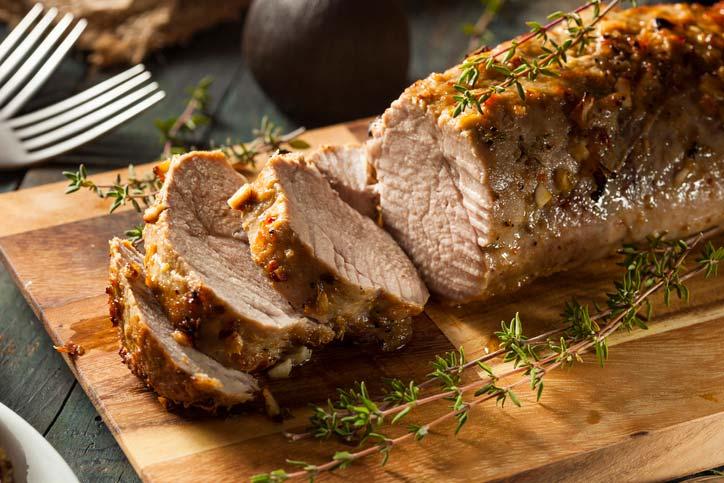 como preparar carne de porco