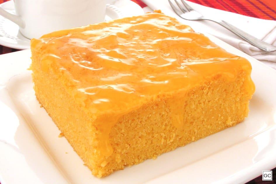 receita de bolo