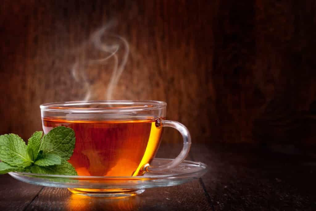 chás para fortalecer o sistema imunológico