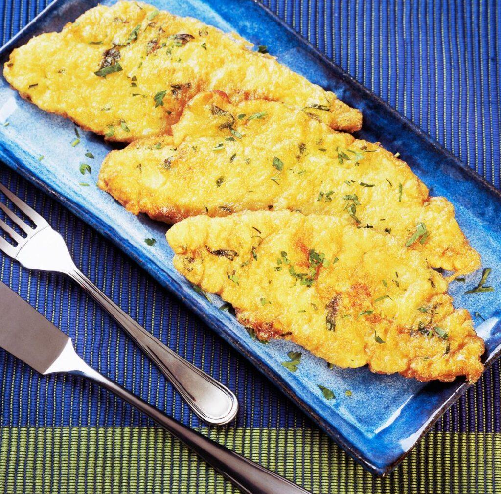 receitas de peixe frito
