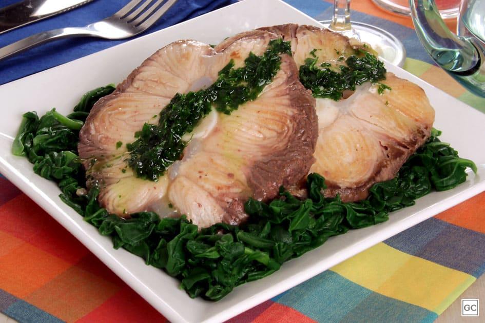receitas de peixe com molho