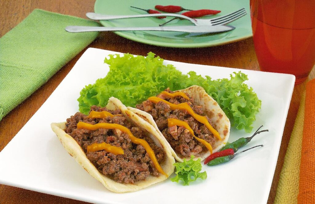 culinária mexicana