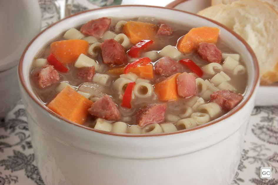 receitas de caldo de feijão