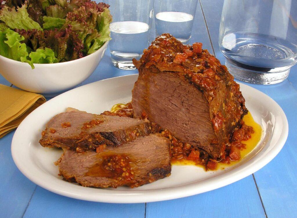 fazer carne de panela