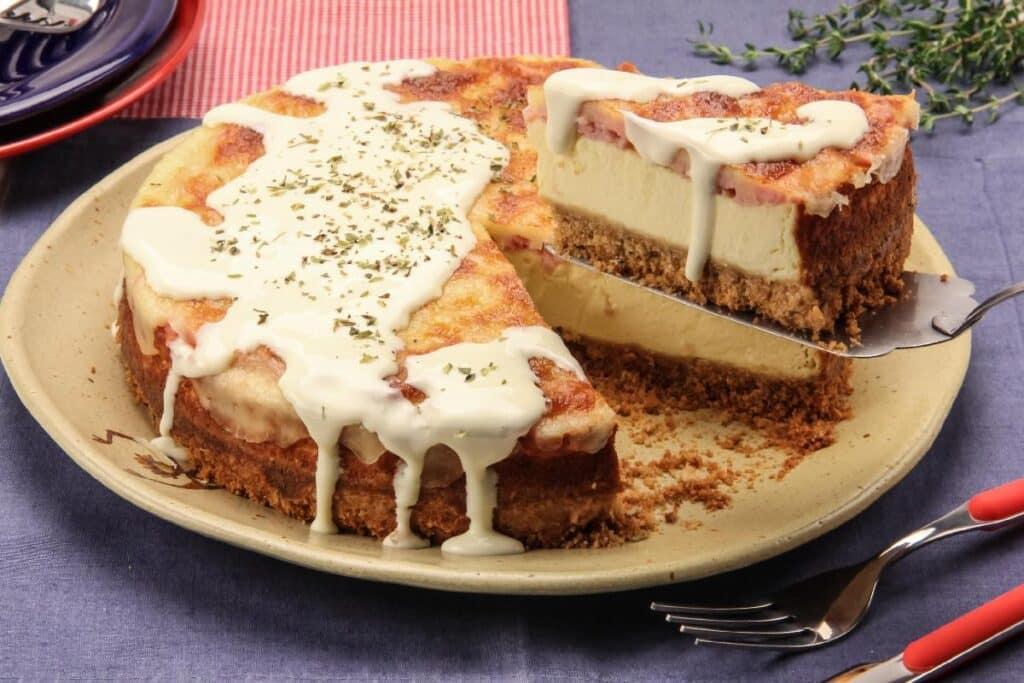 receitas diferentes de cheesecake