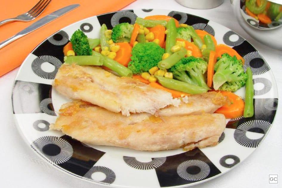 almoço fitness de dia das mães