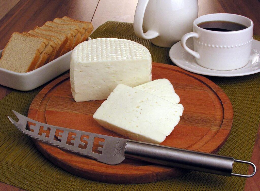 receitas com queijo branco
