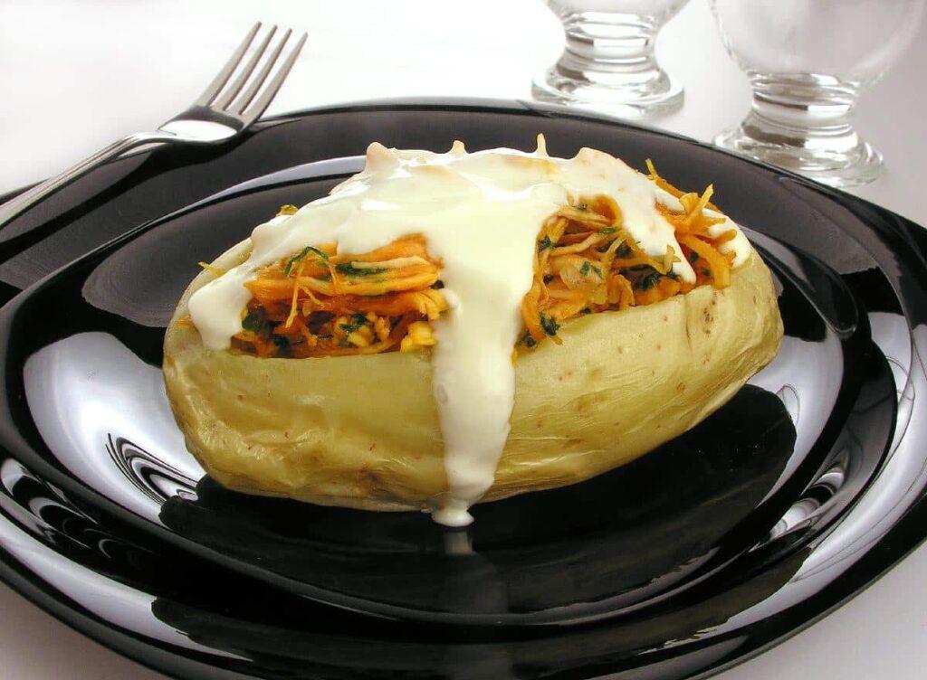 receitas de batata recheada