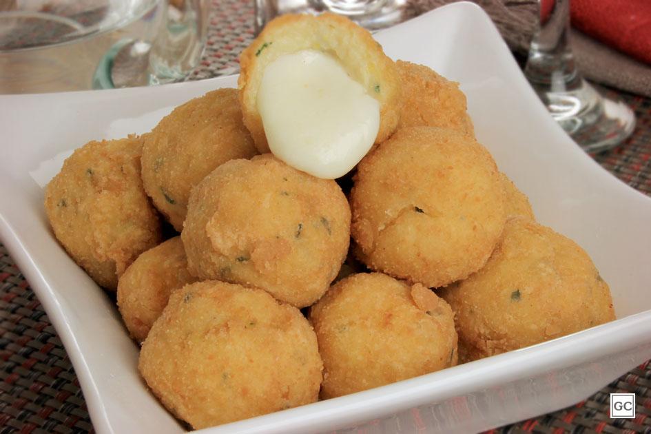 Receitas com recheio de queijo