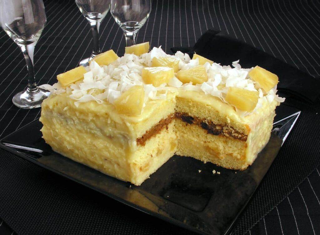 receitas de bolo de abacaxi