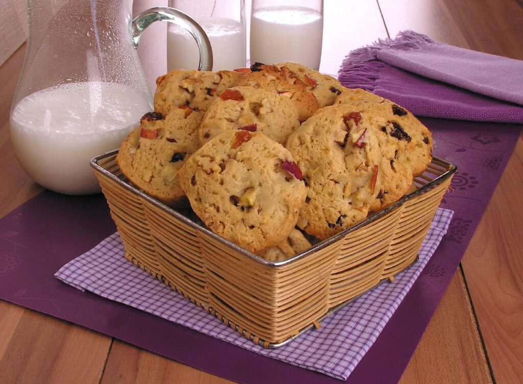 receitas de cookies
