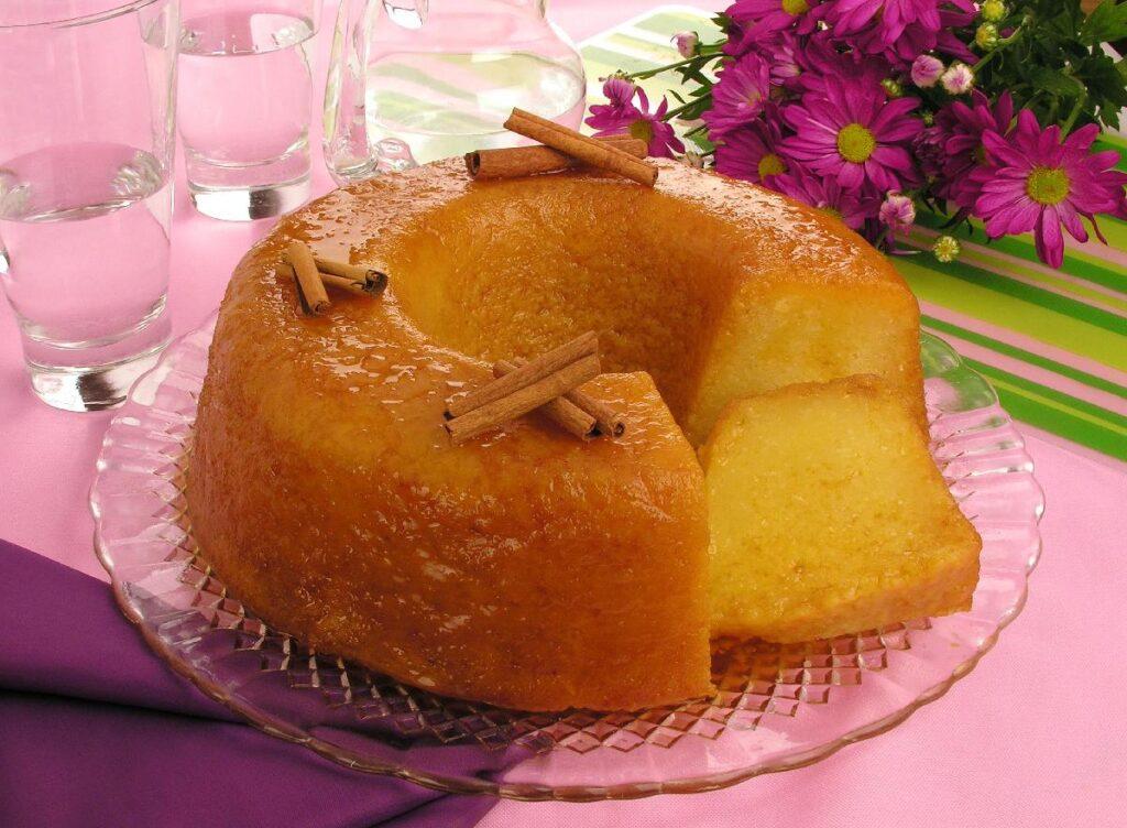 receitas de bolo de mandioca
