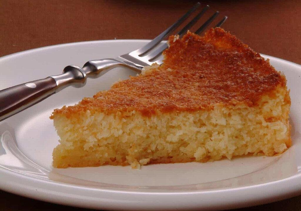 receitas de bolo sem farinha de trigo