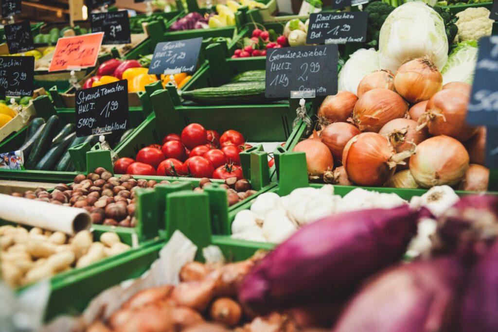 consumir mais vegetais