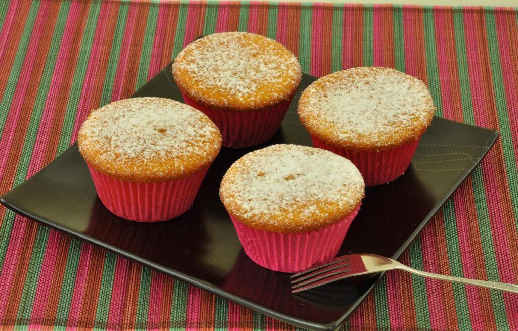 receitas de muffin