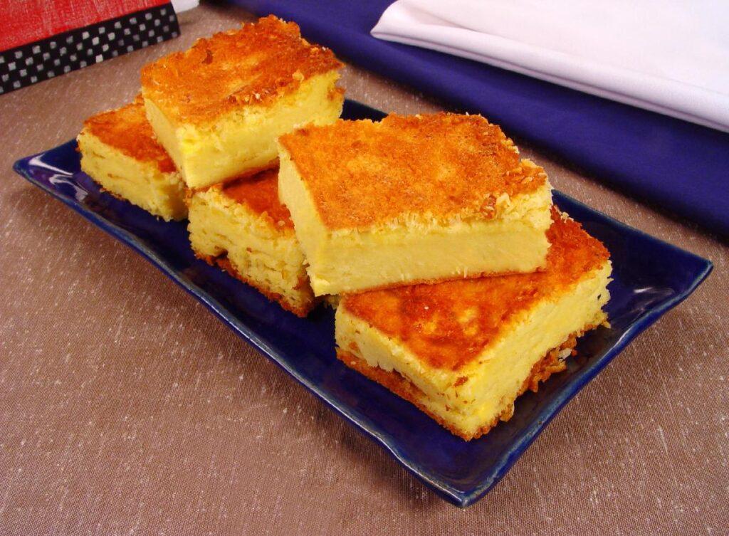 receitas de queijadinha