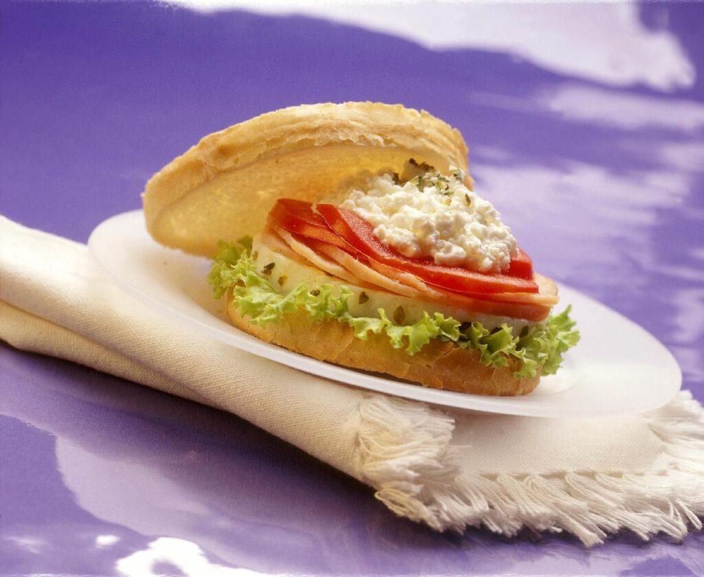 receitas de sanduíche