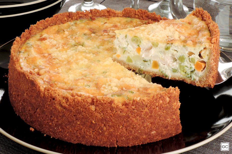 receitas de torta de palmito