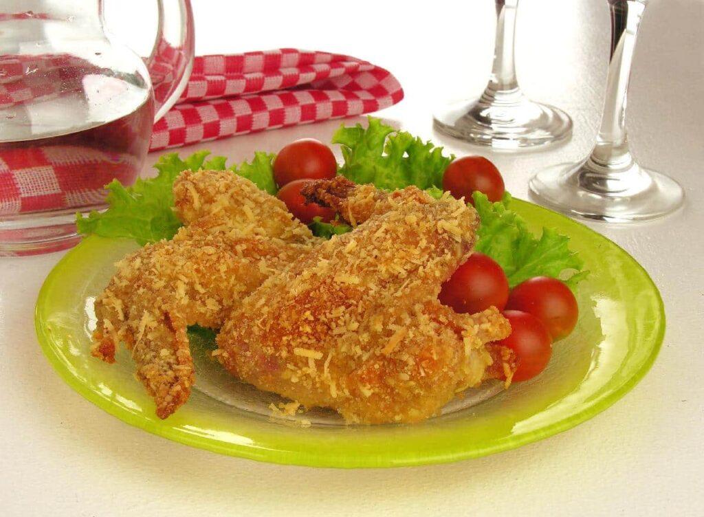 receitas de asinha de frango