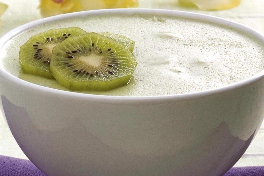 receitas com kiwi