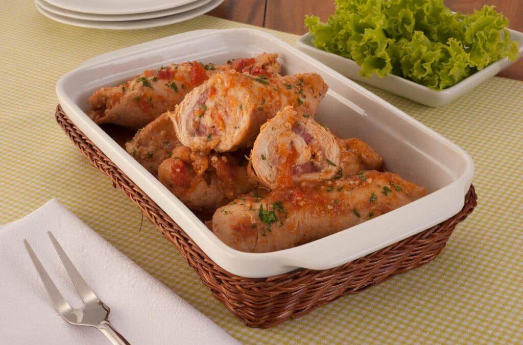 receitas de frango na pressão