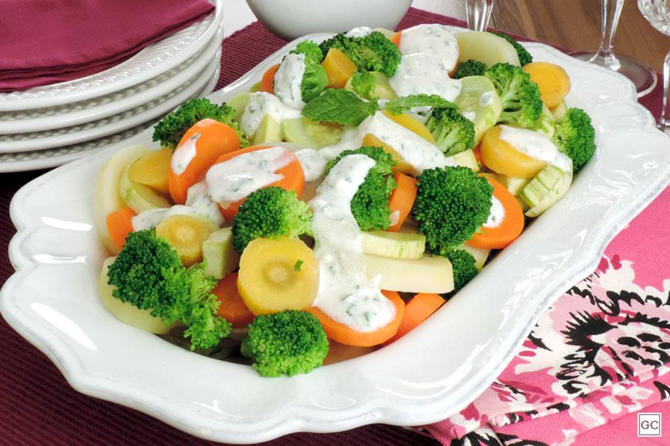 saladas práticas
