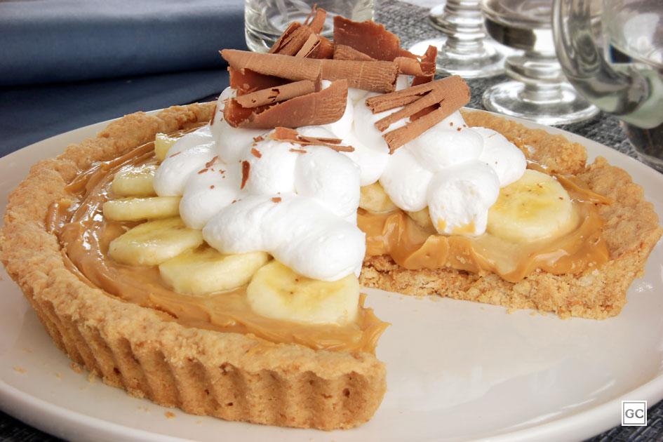 Receitas de torta de banana