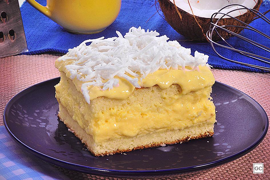 receitas de bolo de maracujá