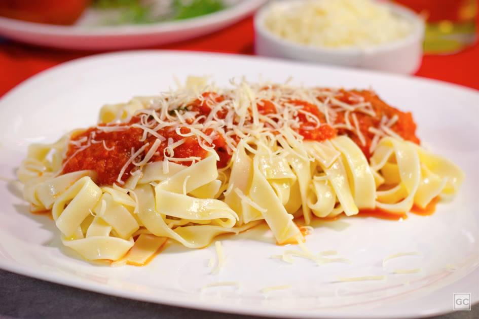 Molho de tomate caseiro perfeito