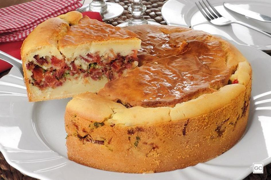 receitas de torta de mandioca