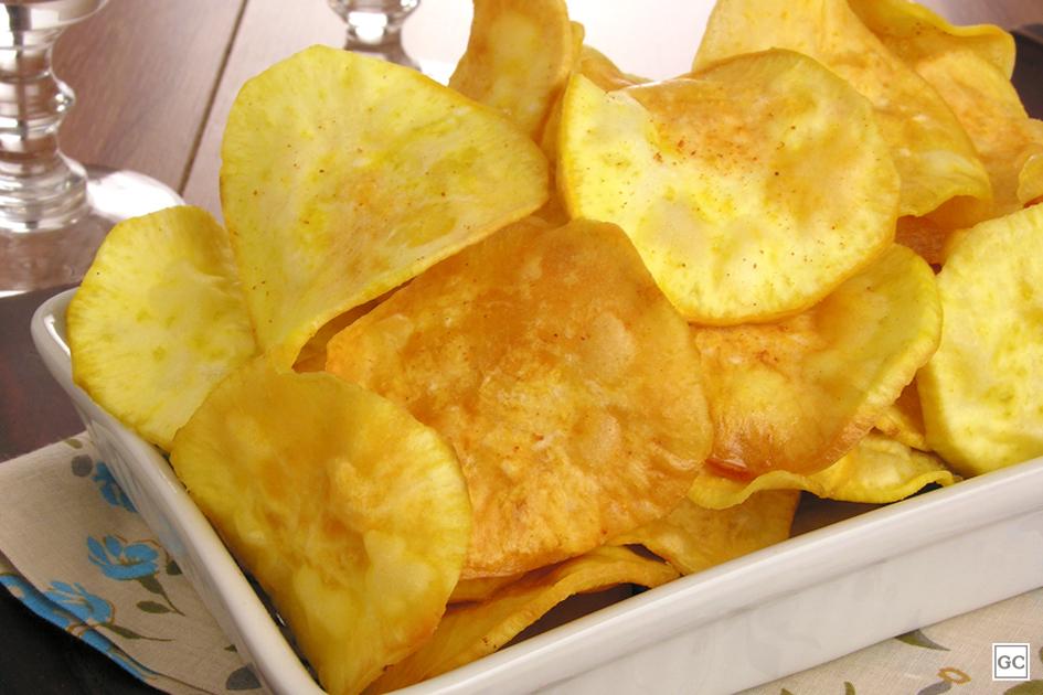 receitas de chips