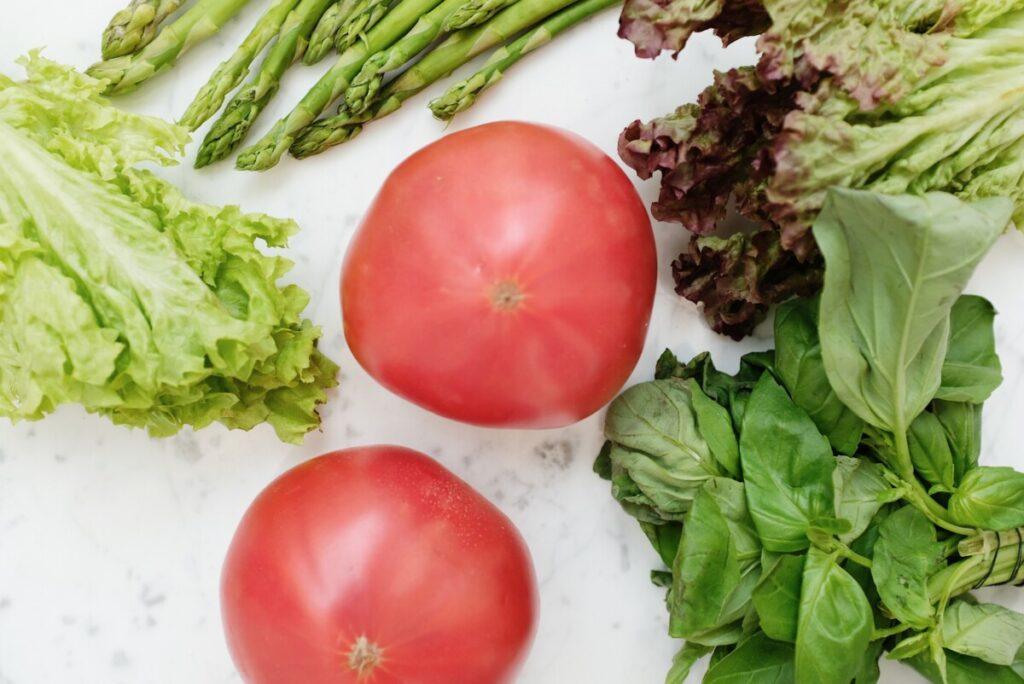 higienizar frutas e legumes