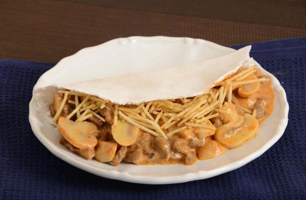 recheios para tapioca