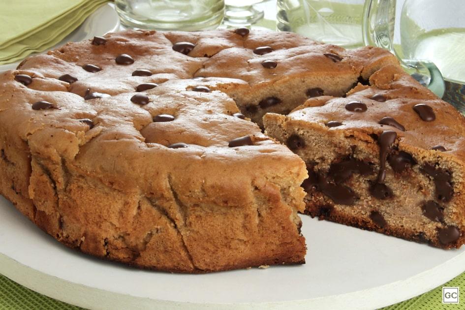 Torta cookie tradicional