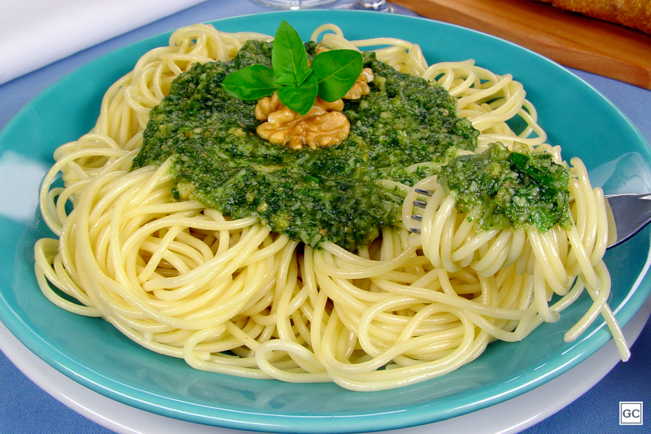 receitas de espaguete