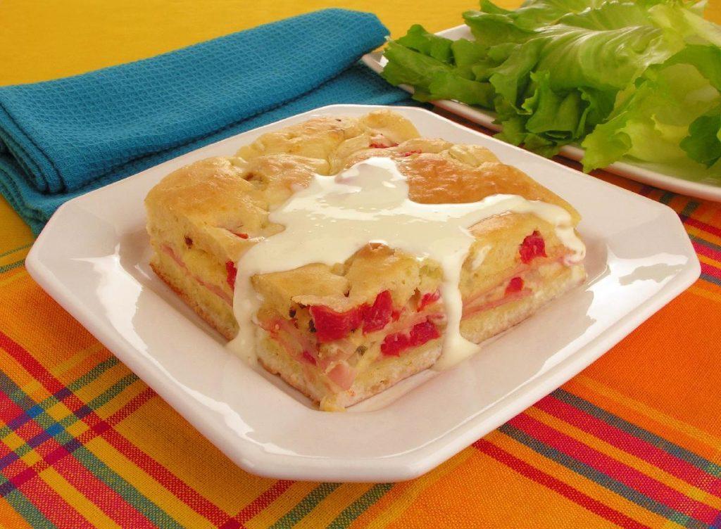 Torta misto-quente